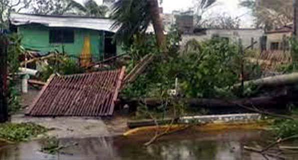 मेक्सिको में ग्रेस तूफान से आठ की मौत, तीन लापता