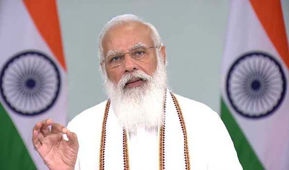 बजरंग पूनिया पर हर भारतीय को गर्व: मोदी