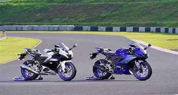 यामाहा ने लाँच की नयी मोटरसाइकिलें