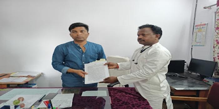 इंगाराजवि के कार्य परिषद के सदस्य ने शिकायत के साथ प्रस्तुत किये साक्ष्य