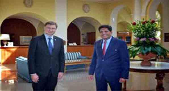 गोयल जी 20 व्यापार मंत्रियों की बैठक के दौरान मैक्सिको, कोरिया , आस्ट्रेलिया के मंत्रियों से अलग से मिले