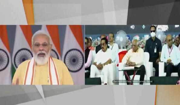 आत्मनिर्भर भारत अभियान के दम पर दुनिया की बड़ी सैन्य शक्ति बनेगा भारत: मोदी