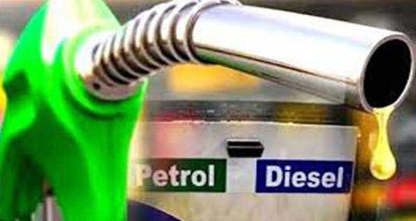लगातार दूसरे दिन पेट्रोल औैर डीजल हुआ 35-35 पैसे महंगा